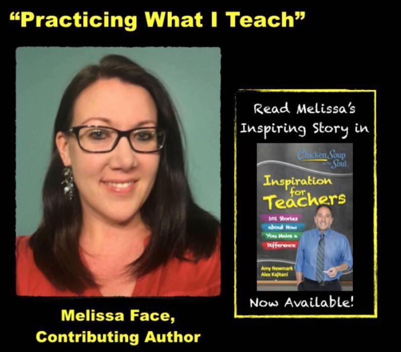 Melissa Face Inspiration for Teachers